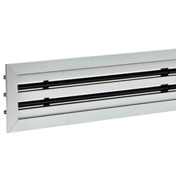 DLN-TT linear diffusers